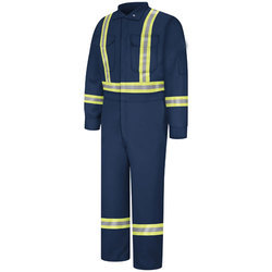Sprotection Navy Blue, Orange, Yellow Flame & Heat Resistant Work Wear