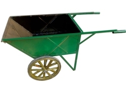 PRAGATI GREEN HAND CART 5 CFT