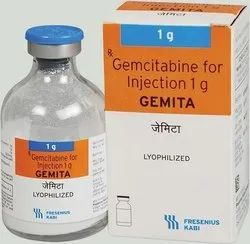 Gemcitable For Injection 1 g