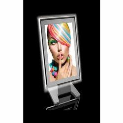 Crystal LED Frame - A4