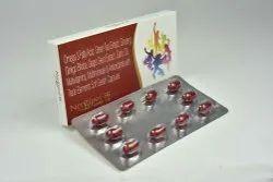 Omega 3 Fatty Acid Multivitamins And Mutliminerals Softgel Capsules
