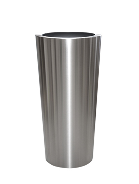 Conical Shape Stainless Steel Planters