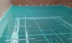 Safety Net with Fish Net