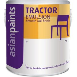 Asian Paints Tractor Emulsion Paint, For Interior Walls