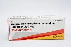 Zylomox 250 Dt Tab