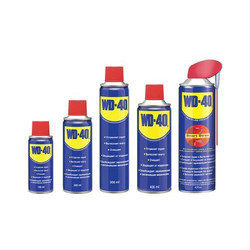 WD-40 Rust Removers