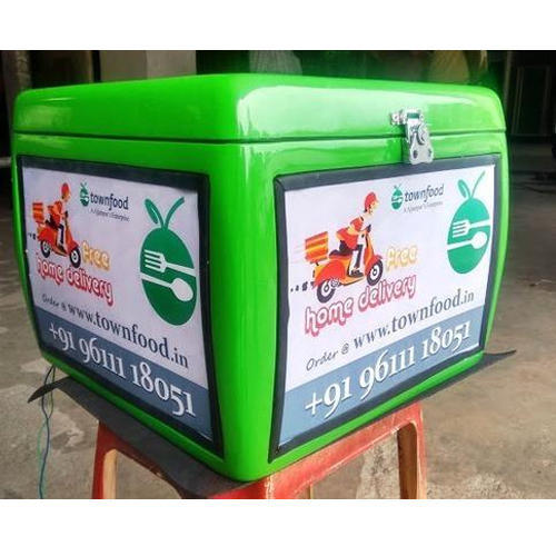 20x19x19 Inch Led Frp Food Delivery Boxes Rs 6800 Piece Id