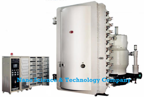 PVD Vacuum Coating Machine For Stainless Steel Sheet