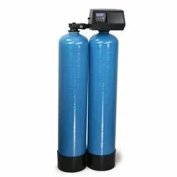 Packaged Up Flow Water Softener