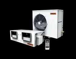 Hitachi ductable ac unit, Capacity: 5.5 Ton