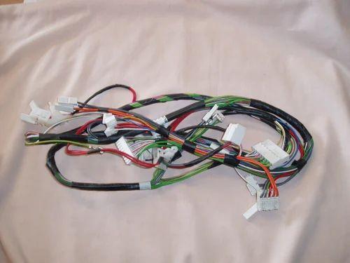 washing machine wiring harness