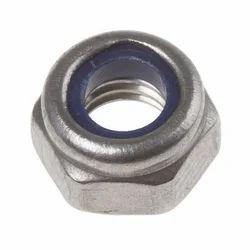GE Stainless Steel Nylon Insert Lock Nuts