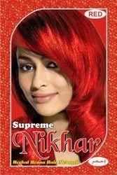 Powder Plastic Supreme Red Nikhar Mehandi