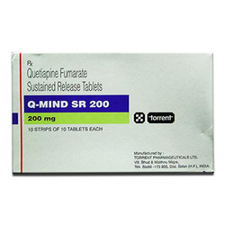 Q-Mind-SR 200mg Tablets