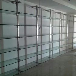 Stainless steel Glass Rack