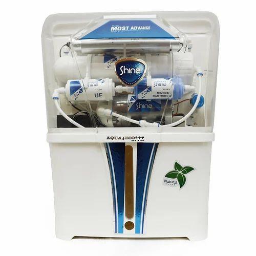 0f86e2b421 White Aqua Shine RO UV UF TDS Controller, Rs 6000 /piece, Aqua Super ...