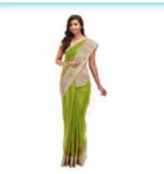 e65b6879a3 Jute Sarees in Kolkata, West Bengal   Jute Sarees, Jute Sari Price ...