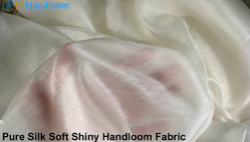 Pure Mulberry Soft Silk Fabric