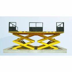 Ferron Equipments Pit Mounted Scissor Lift