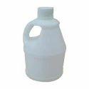 White HDPE Oil Bottle