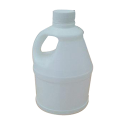 White HDPE Oil Bottle
