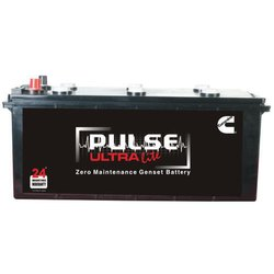 Cummins DG Battery, Warranty: 2 Years, Capacity: 100AH- 200AH