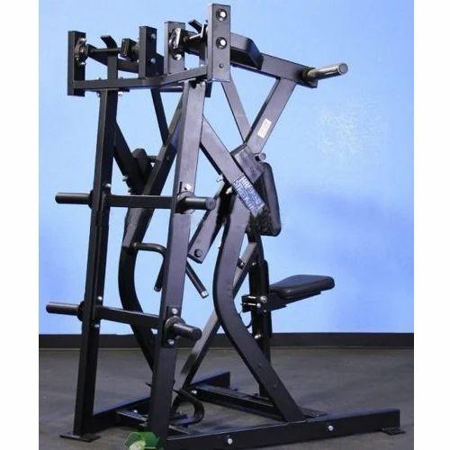 Hammer Strength Chest Press