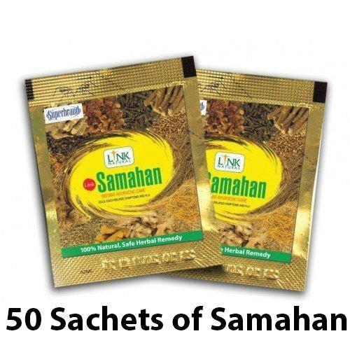 Link Natural Samahan Herbal Extracts Tea For Cold Cough