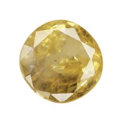 Unheat Yellow Sapphire