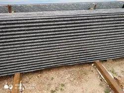 CNC Black & Grey Granite Slab