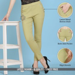 Ladies Denim Jegging