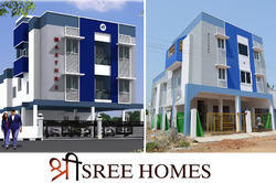 Buy Residential Flat Flats for sale in Mambakkam, in Chennai, Area Of Construction: 1250
