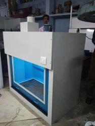 Steel Laboratory Fume Hood
