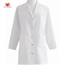 Men and Women Reusable Lab Coat