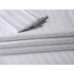 Striped Satin Stripe Fabric, Size: 105 Mtr, Packaging Type: Roll