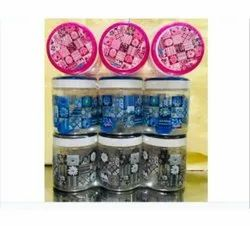 Fancy Jar 96 Small 1000ml. (3pcs Set)