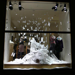Window Display for Shops and Malls