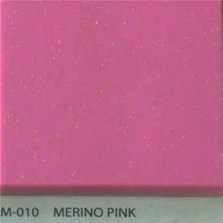 Merino Pink Acrylic Solid Surface