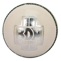 BDM Bullet White Leather Ball