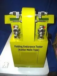 Folding Endurance Tester Schopper Type