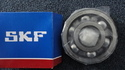 Turbine Ball Bearings Dealer SKF