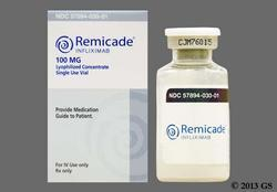 Remicade Infliximab Injection