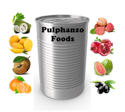 Fruit Pulphanzo Foods, Packaging Size: 5kg,10kg