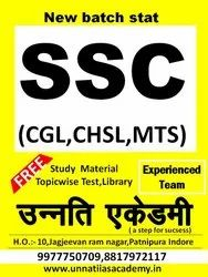 6 Months SSC Coching, in INDORE, Course Fee: 6500