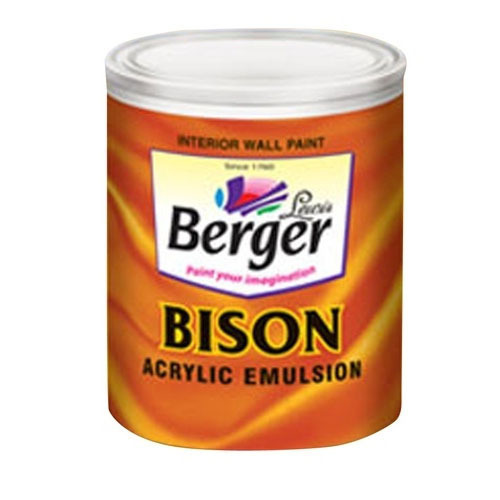 Berger Paints Interior: Berger Emulsion Paint, Pack Size: 5 Litre, Rs 850 /piece