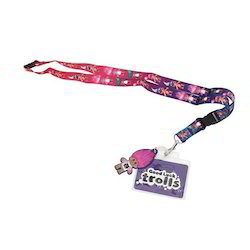 Multicolored Lanyards