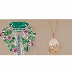 2 Months Jewellery Illustration Design Course