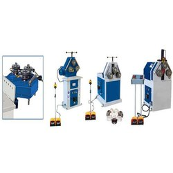 DI-165A Mechanical Profile Bending Machine