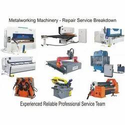 Hydraulic CNC Machines Repair & Maintenance Service