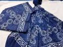Hand Block Print Cotton Suit Material